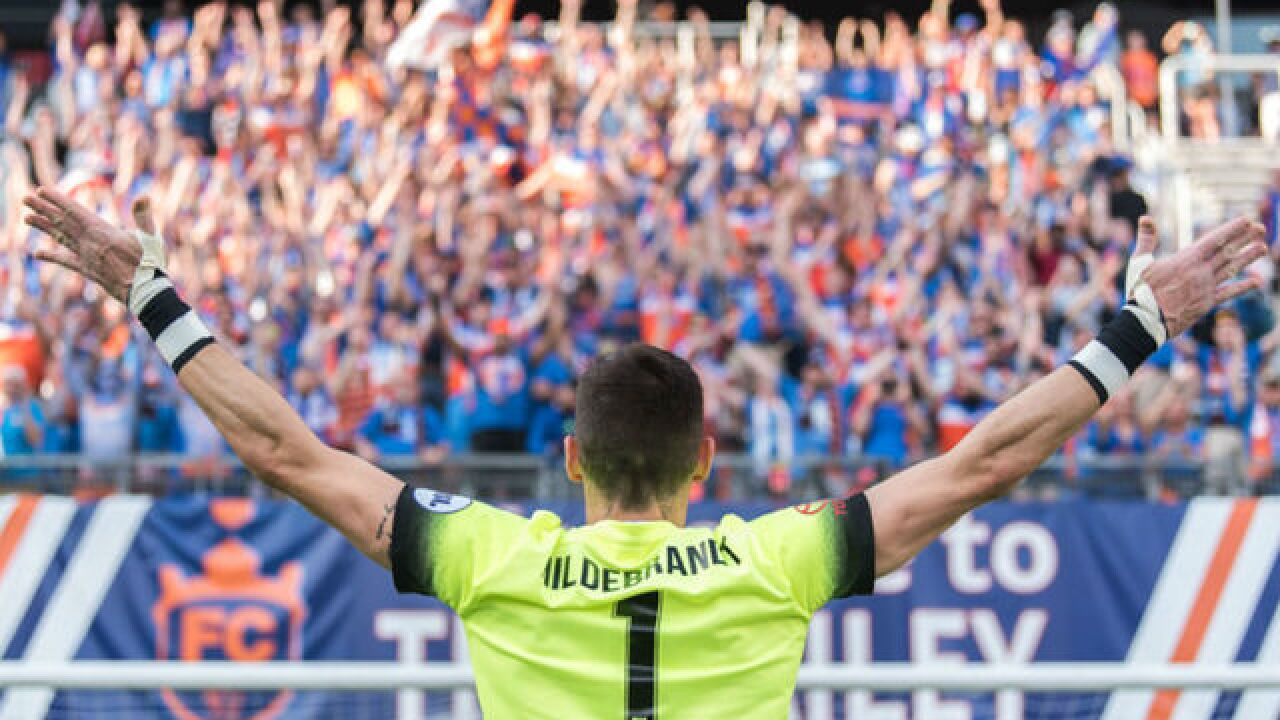 FC Cincinnati needs Mitch to say no more than ever as playoffs get underway