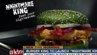 Burger King to offer the Nightmare King