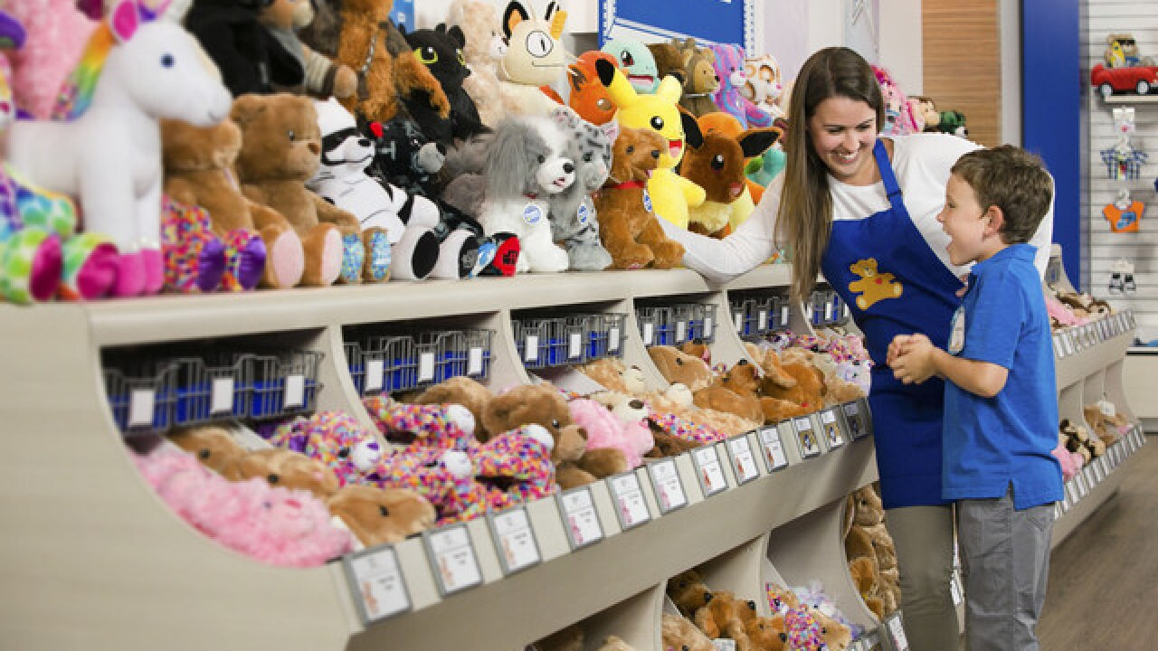 Build-A-Bear announces 'Pay Your Age Day'