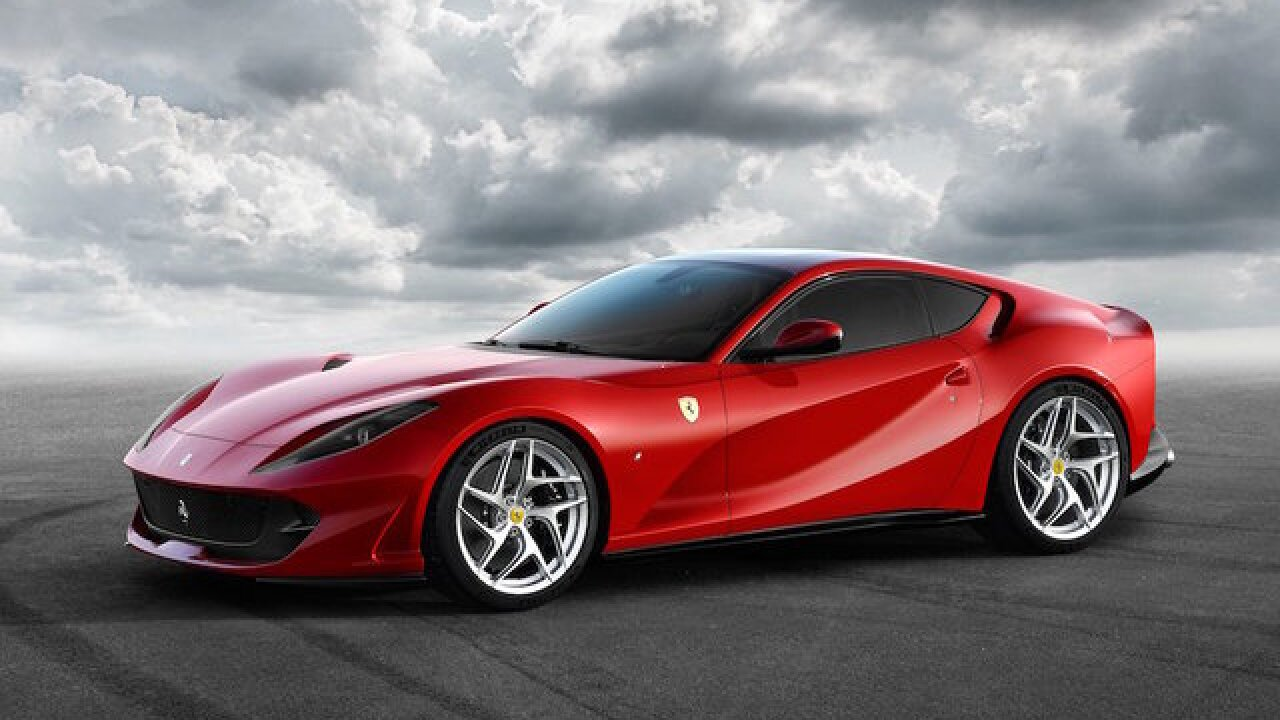 Ferrari reveals 211 mph Superfast, its fastest production car ever