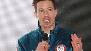 Olympian Shaun White apologizes for 'gossip' comment