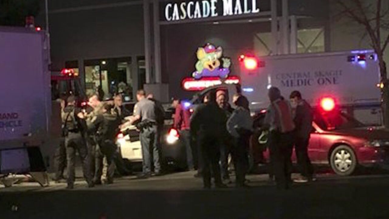 Four dead in Washington state mall shooting