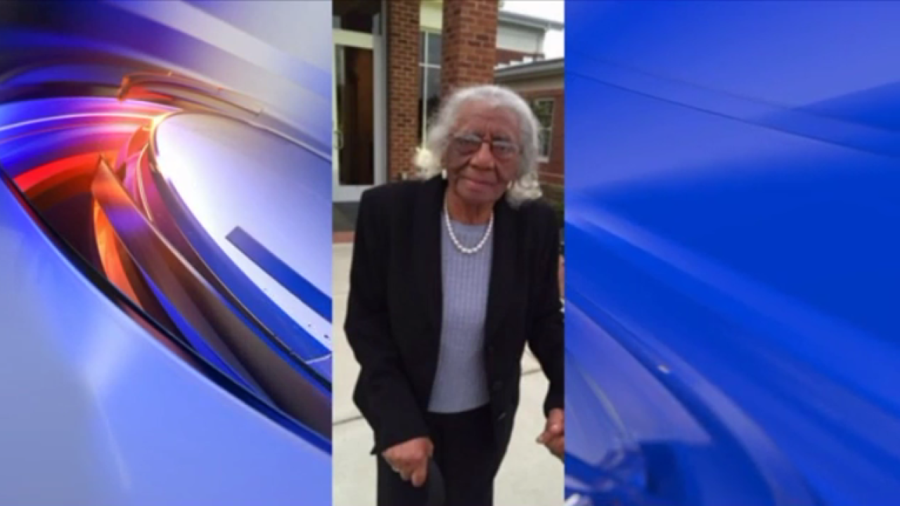 105-year-old Virginia woman has two great-great-great-grandchildren