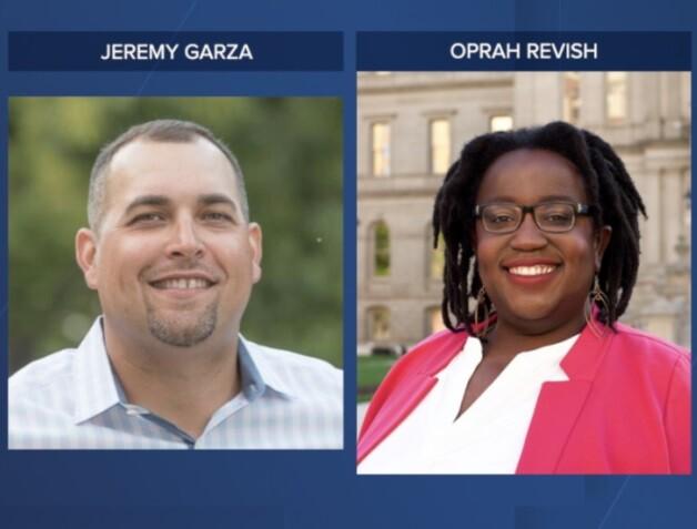 Jeremy Garza & Oprah Revish