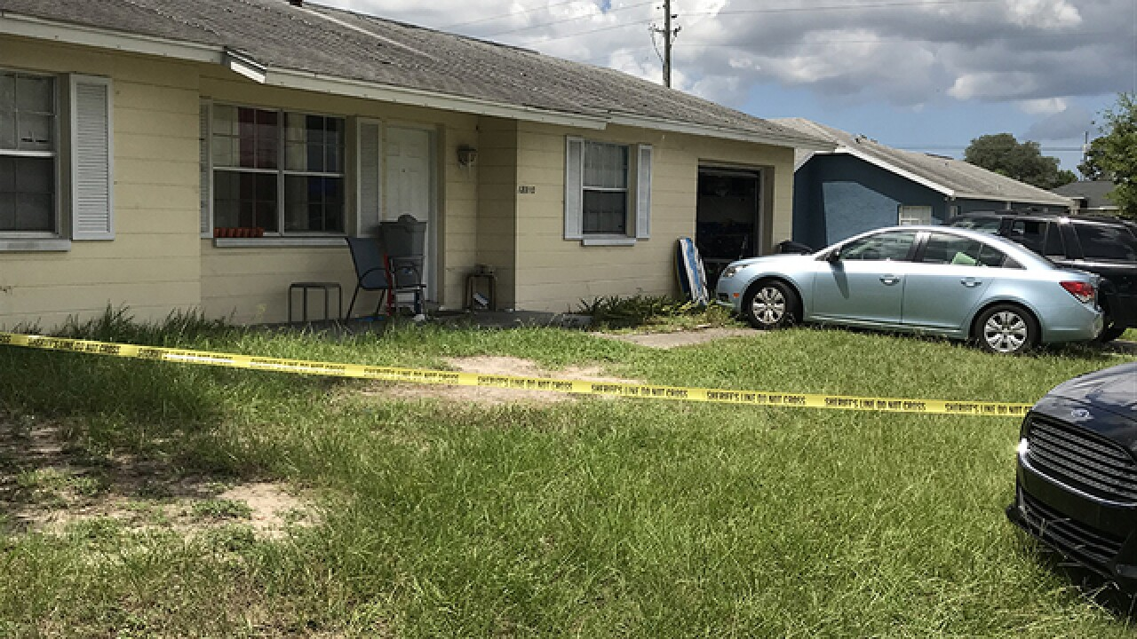 Infant dies after being left in hot car