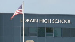 Lorain High School.