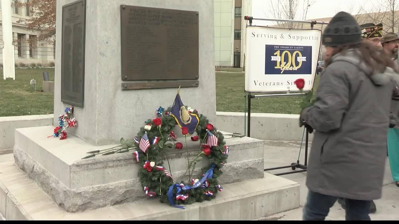 Missoula Doughboy Veterans Day