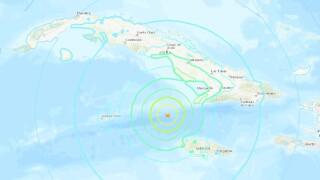 Magnitude 7.7 earthquake hits off coast of Jamaica