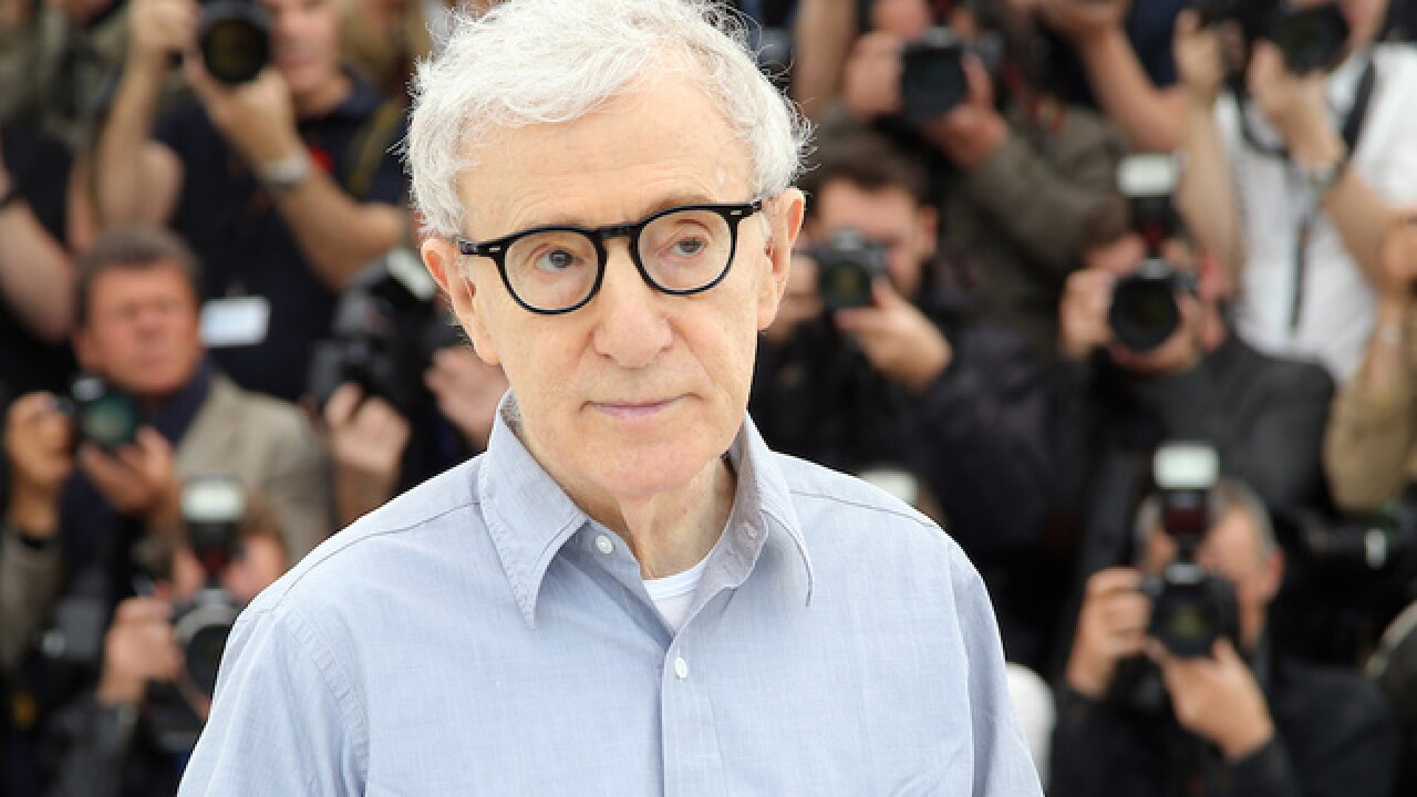 Woody Allen's son reopens sex abuse claims