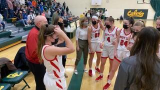 Kent City advances to regional final