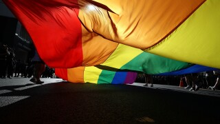 LGBT Supporters Gather During The Seoul Queer Culture Festival.jpg