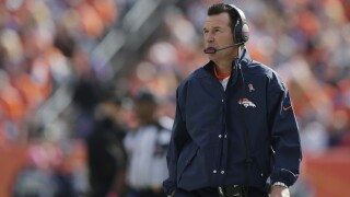 Vikings OC Kubiak retires after 36-year NFL career