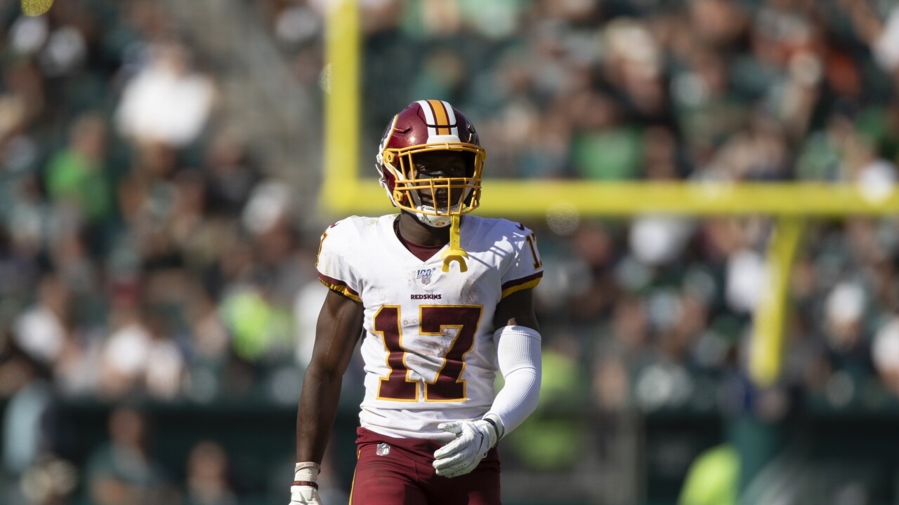 'Skins scoop: With letter as a 10 year-old, Redskins receiver Terry McLaurin is pigskin prophet