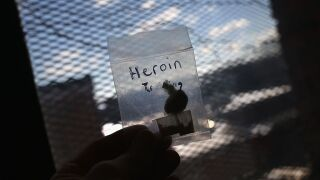 New England Towns Struggle With Heroin Epidemic