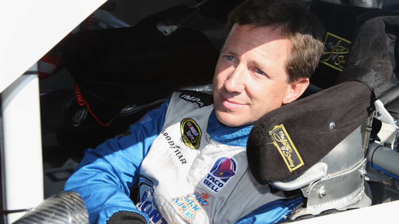 Driver John Andretti's cancer has returned