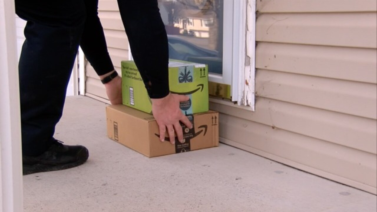 Lansing PD conducts sting to bust porch pirates