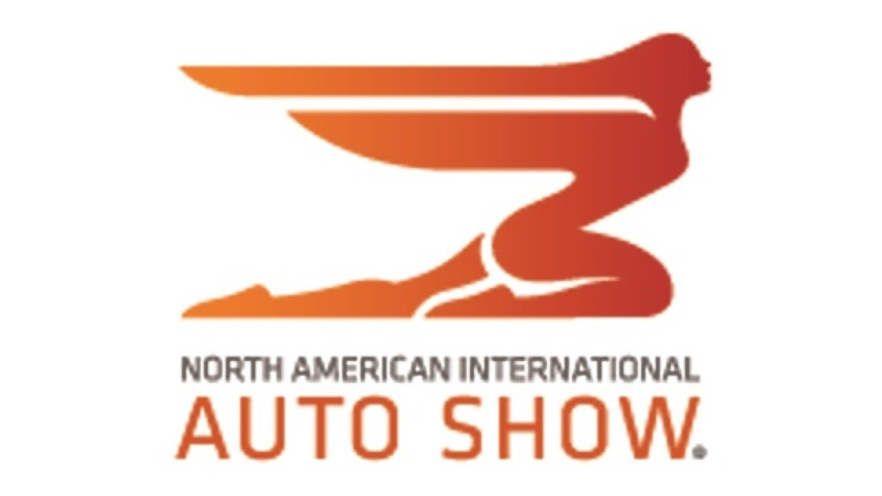 International Auto Show 2020.2020 North American International Auto Show Begins Official