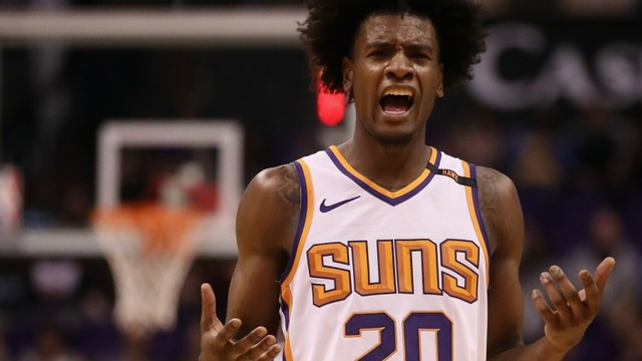 Phoenix Suns to host free open practice, fan festival at Talking Stick Resort Arena