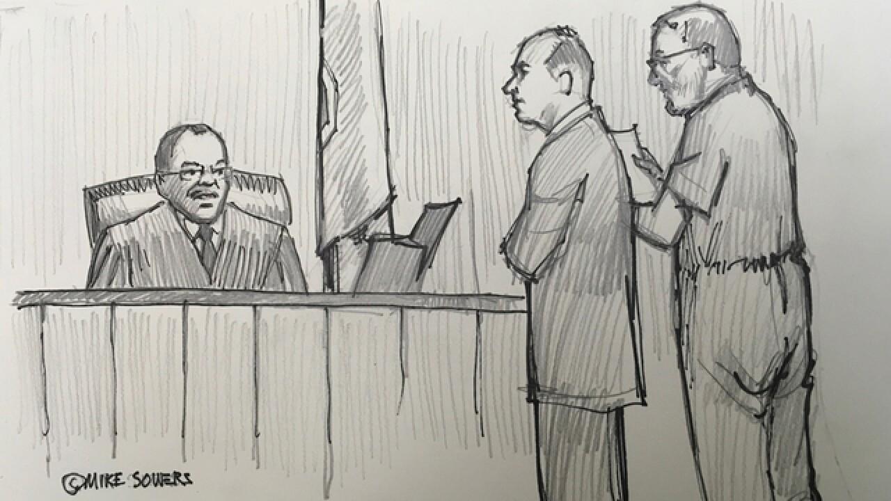 Former Judge Casey Moreland sentenced to 44 months in prison