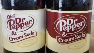 Dr Pepper Will Soon Come In A Cream Soda Flavor