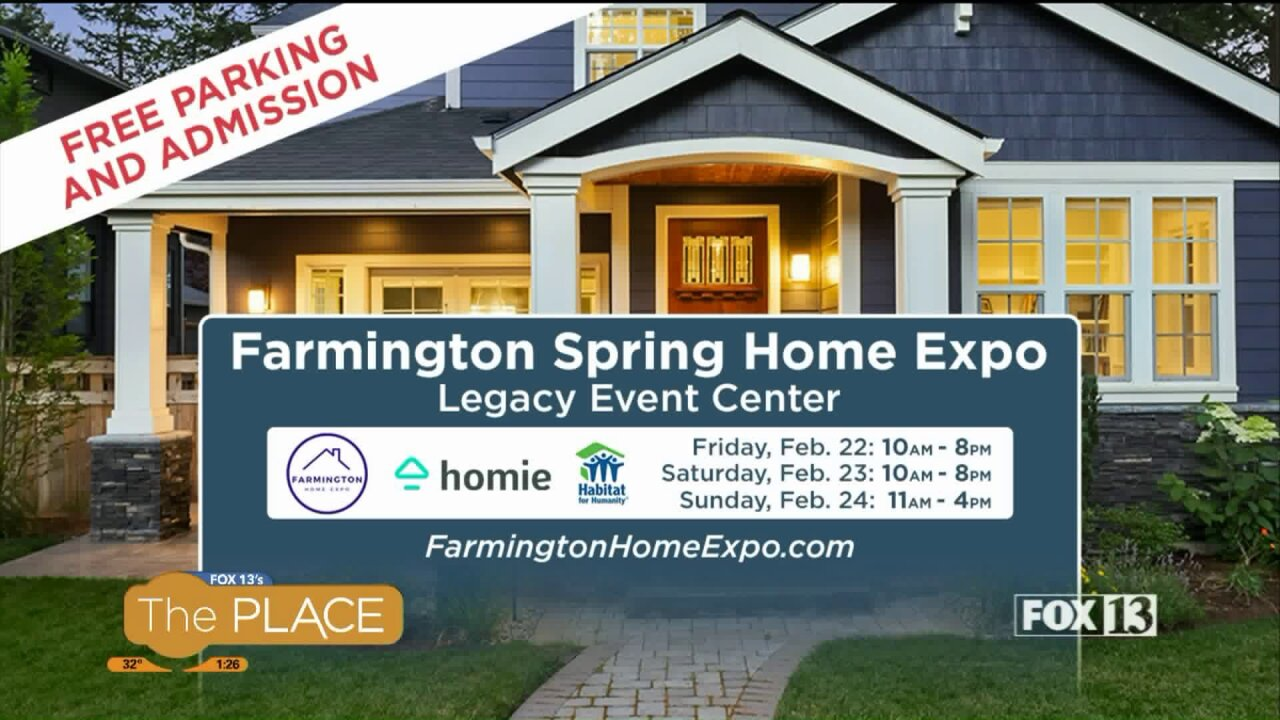 How does Homie work? And more facts from the Farmington Home Show, free this weekend