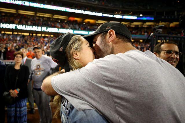 Photo gallery: Justin Verlander celebrates first World Series win