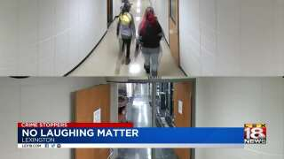 Crime Stoppers: Police Seek Suspects In BCTC Thefts