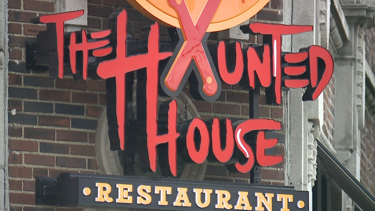 New haunted house-themed restaurant opening soon in Cleveland Heights