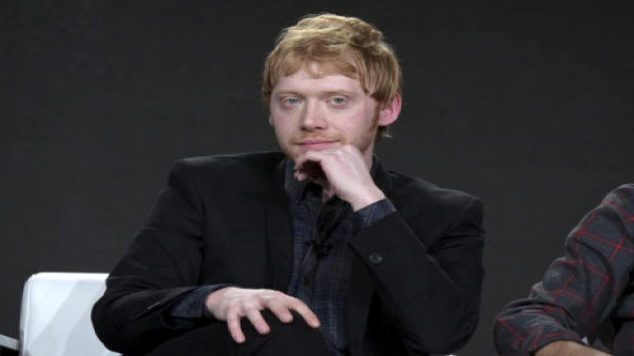 Harry Potter Star Rupert Grint Just Welcomed A Baby Girl
