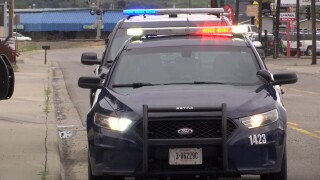 Billings Police Cruiser