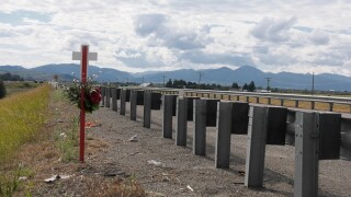 'Fatality markers' remind Gallatin County drivers of tragic consequences
