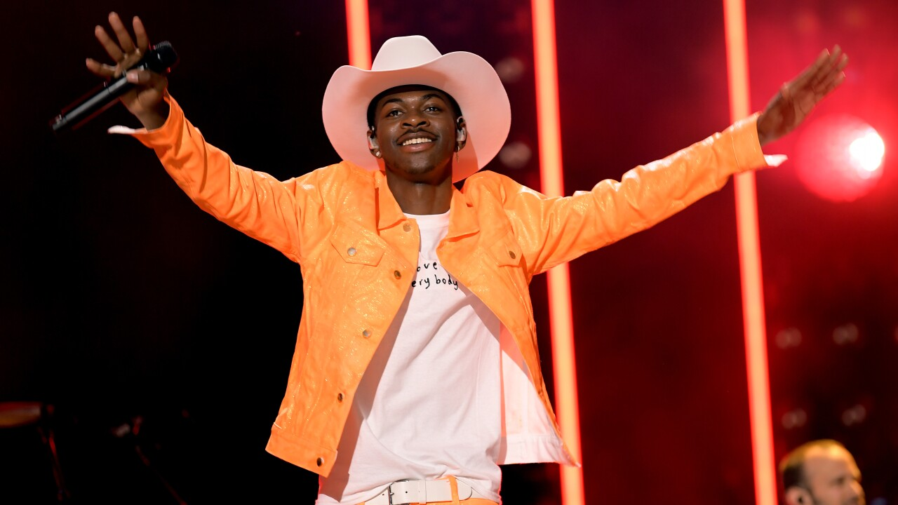 Lil Nas X announced he's taking a break from music, canceling two shows