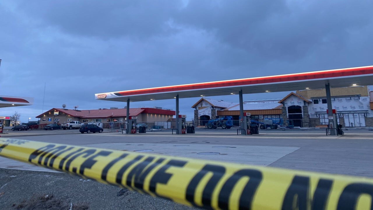 Suspect shot after reportedly attacking a Kalispell police officer
