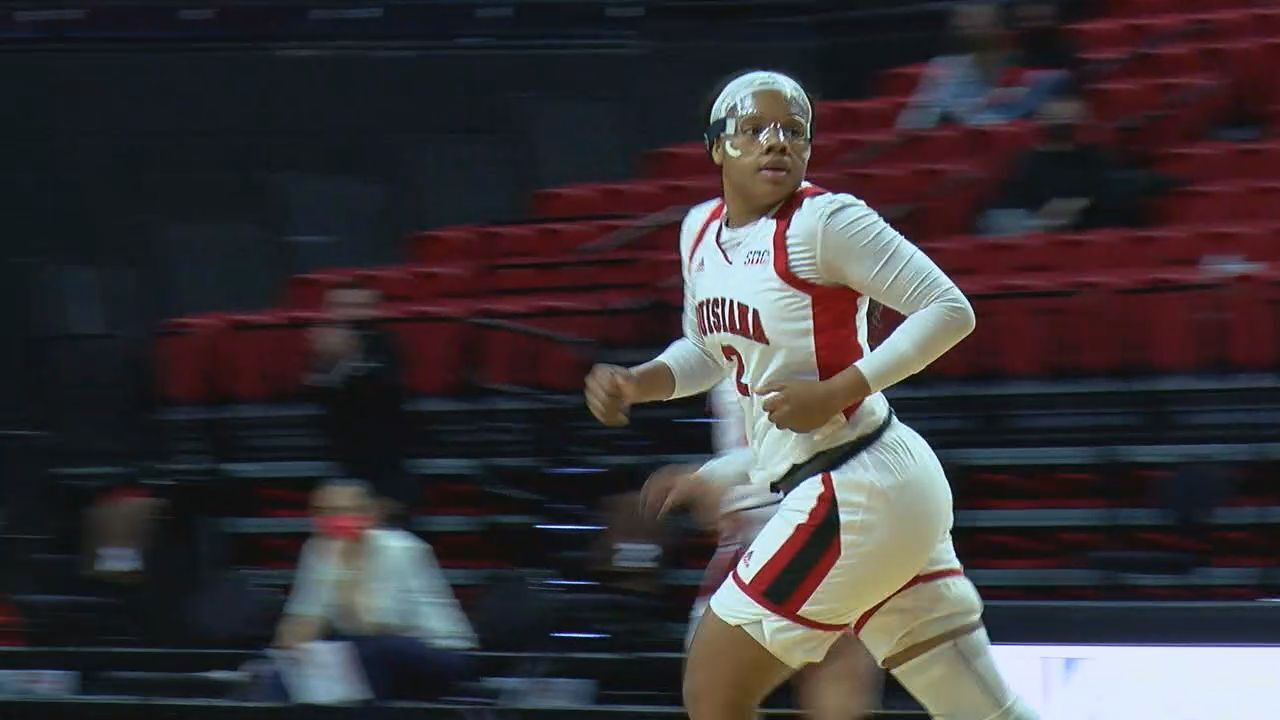 Brandi Williams UL WBB vs Ark St.jpg