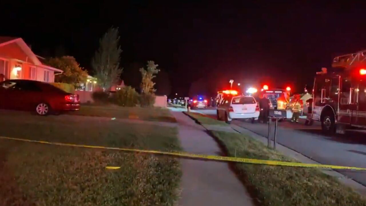 Overnight Taylorsville House Fire