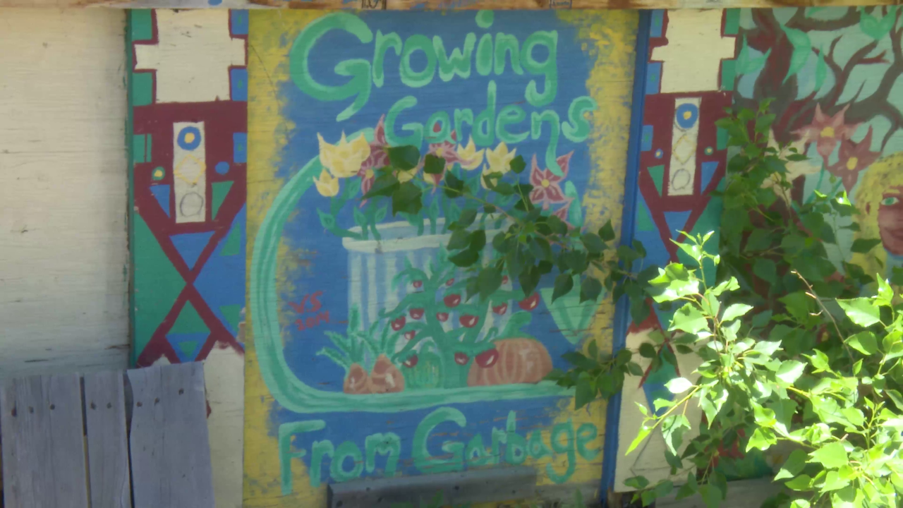 The Kids' Garden in Great Falls