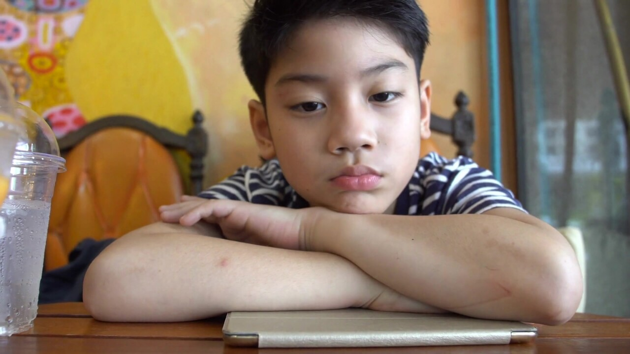 Experts watch for child depression during remote learning