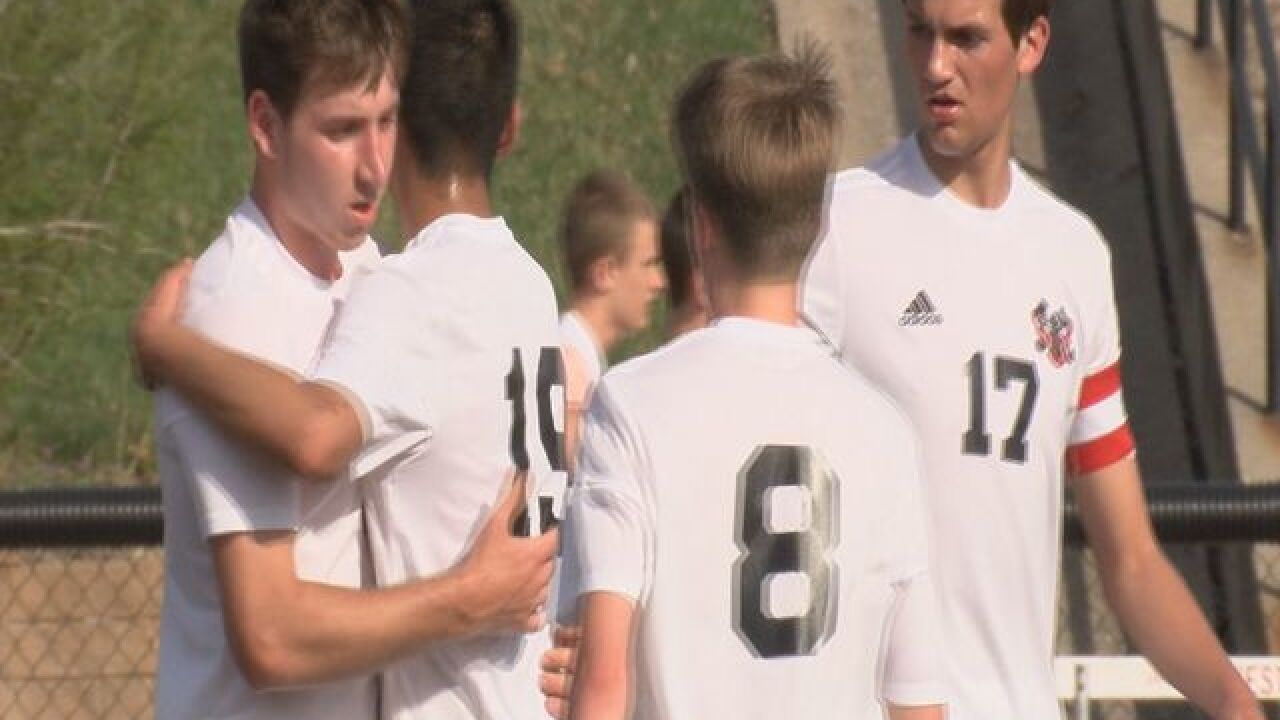 Westside boys soccer cruises to district semifinal win over Omaha Benson