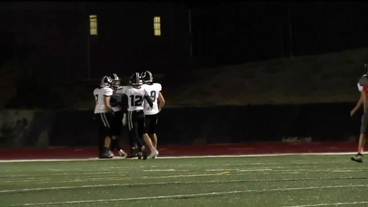Play of the Night: Pueblo South's kickoff return for a touchdown