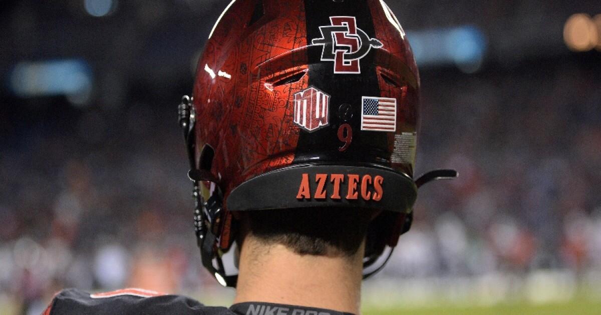 SDSU Aztecs football team set to take on Colorado on Saturday