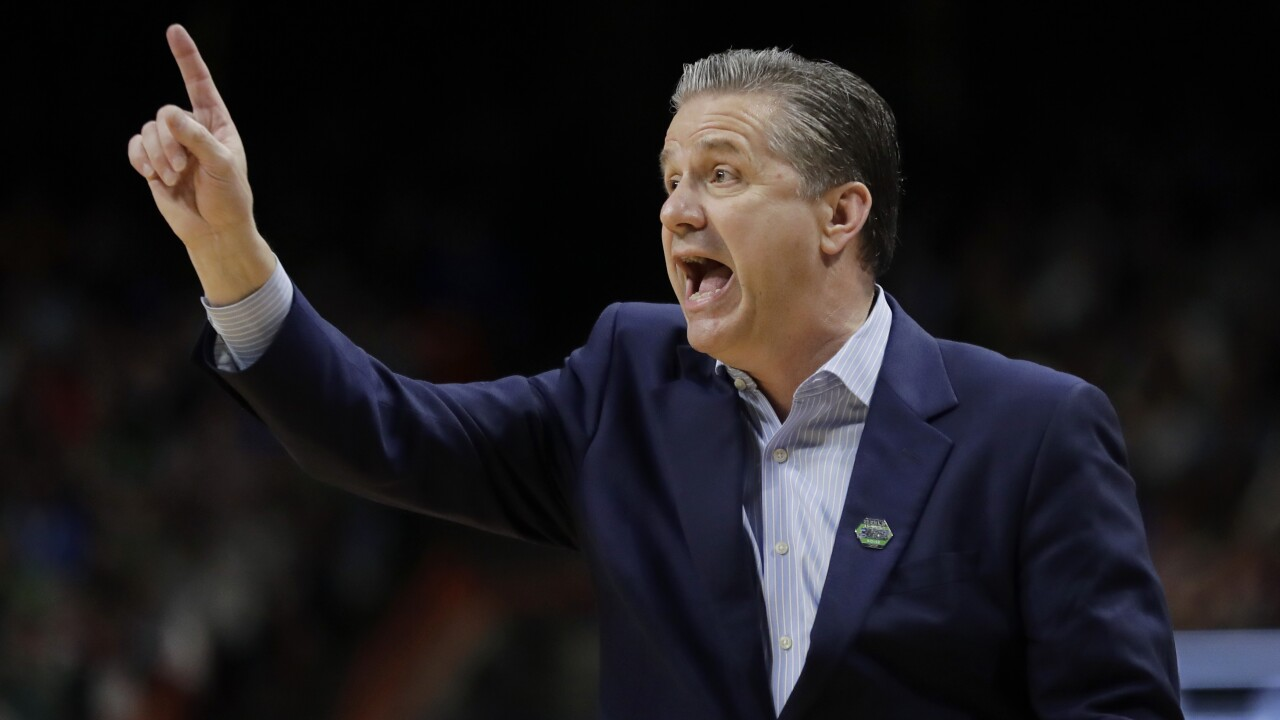 John Calipari Quotes Following Blue-White Scrimmage