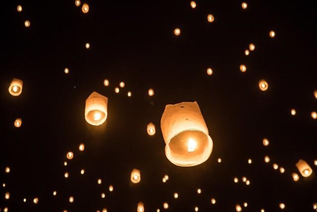 PHOTOS: RiSE Lantern Festival 2017