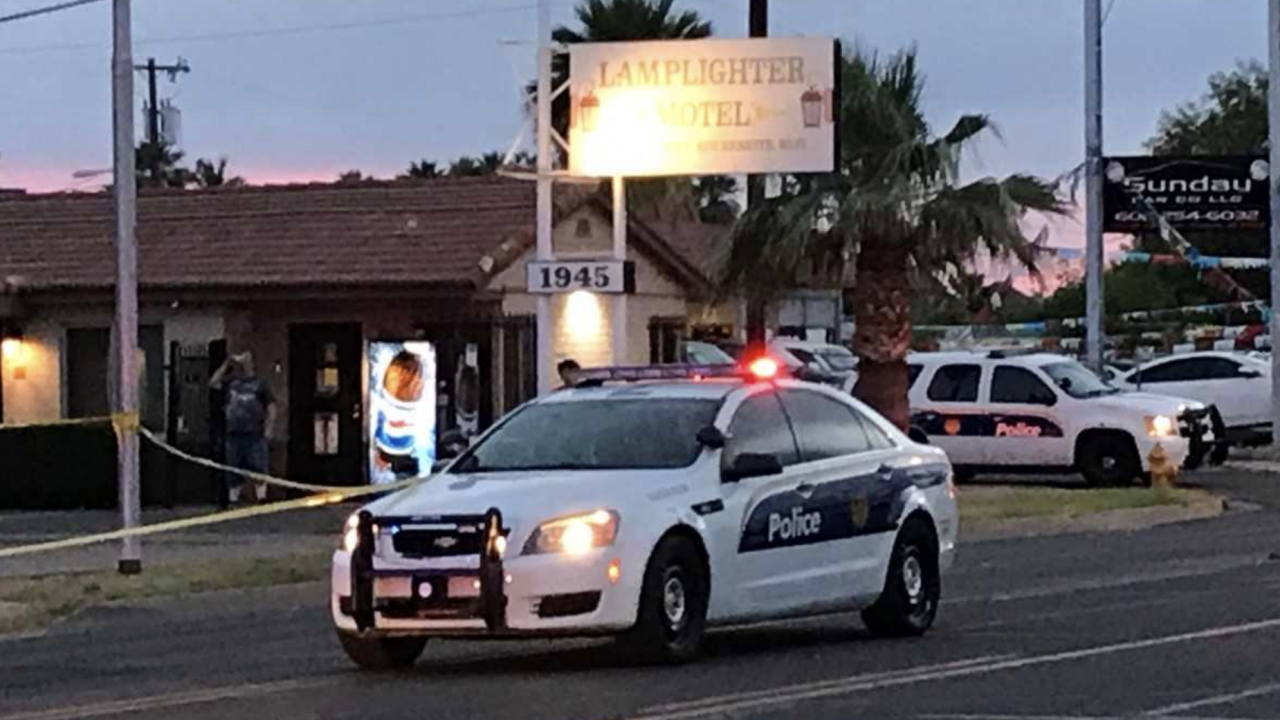 2 injured in Phoenix shooting