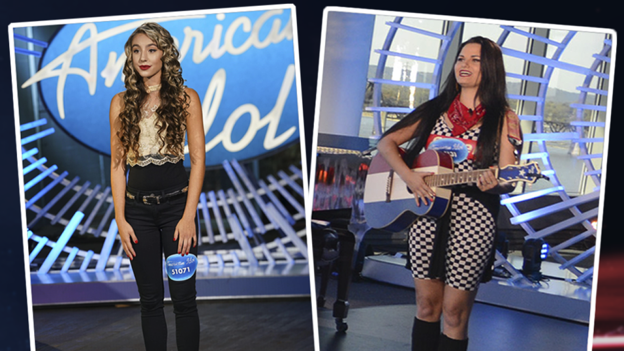 Local American Idol contestants