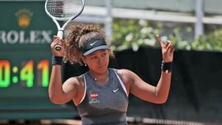 Wimbledon Osaka Out