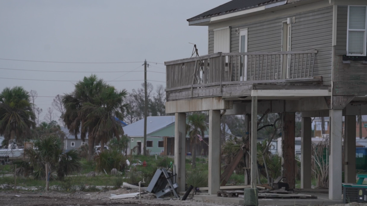 Residents still struggling to rebuild 9 months after Hurricane Michael
