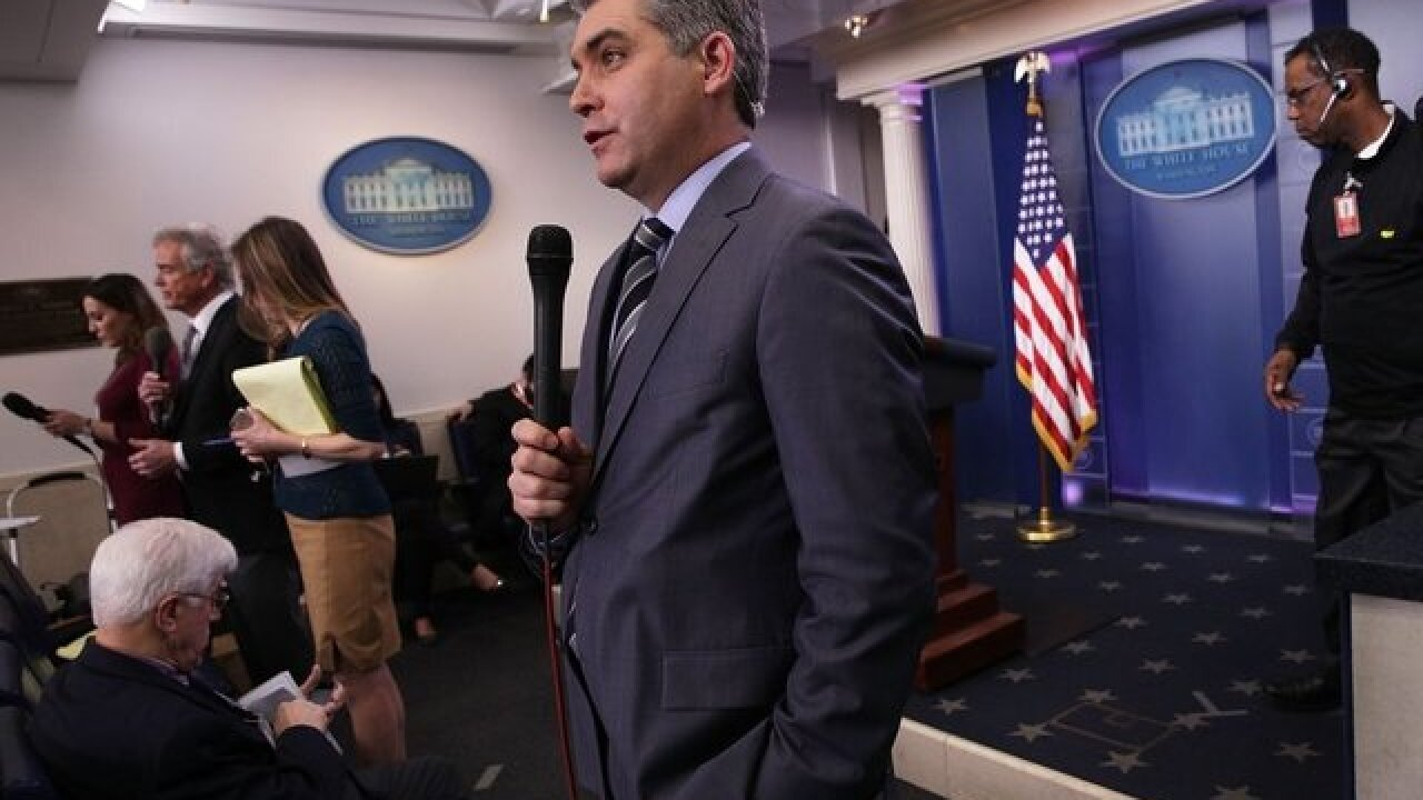 VOTE NOW: Do you agree with the judge's decision to restore Jim Acosta's press pass?