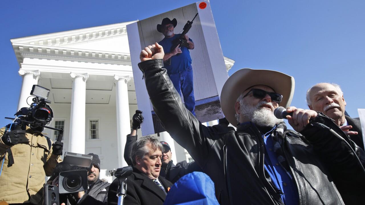 Virginia Senate advances 'red flag' gun law, despiterally