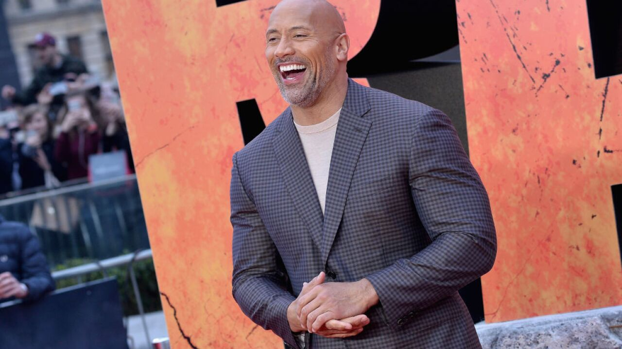Dwayne 'The Rock' Johnson takes to social media to issue plea for leadership