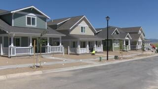 Six families build their own homes with Habitat for Humanity